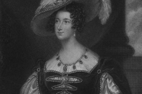 Afternoon Tea Week Anna 7th Duchess of Bedford